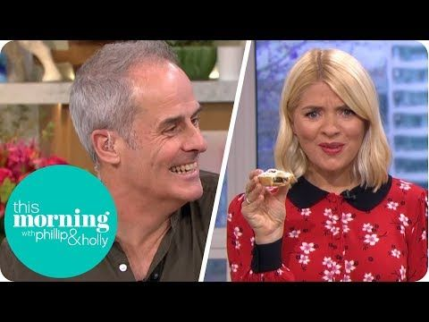 Phil Vickery's Perfect Homemade Mince Pies Recipe   This ...