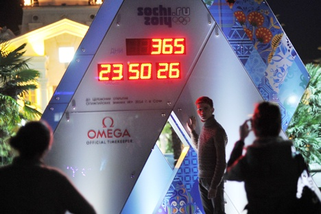 Tickets for the Sochi 2014 Winter Olympics go on sale Feb. 7. Prices will be less than in London, but more than in Vancouver. Ticketholders will also have to obtain a special Olympic passport, called a Spectator Pass, to access the Olympic territory. Source: RIA Novosti #russia #sochi2014 #sport #olympics