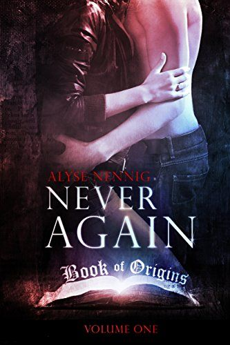 Paranormal Romance Guild 5 STAR Review: Never Again - Alyse Nennig