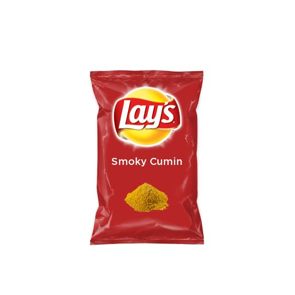 I just created Smoky cumin on Lay's Original for #DoUsAFlavourCanada. What's your flavour idea? Create the next great Lay's flavour & you could win† $50k + 1% of your flavour's future sales†† http://lays.ca/flavour