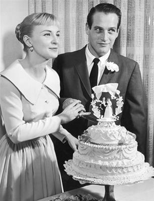 Paul Newman Chocolate Cake