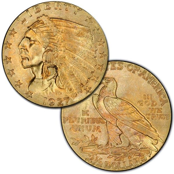 2 50 Indian Head Gold Coins For Sale 1908 1929 Gold Coin Value Gold Coins For Sale Gold Coin Values Gold Coins