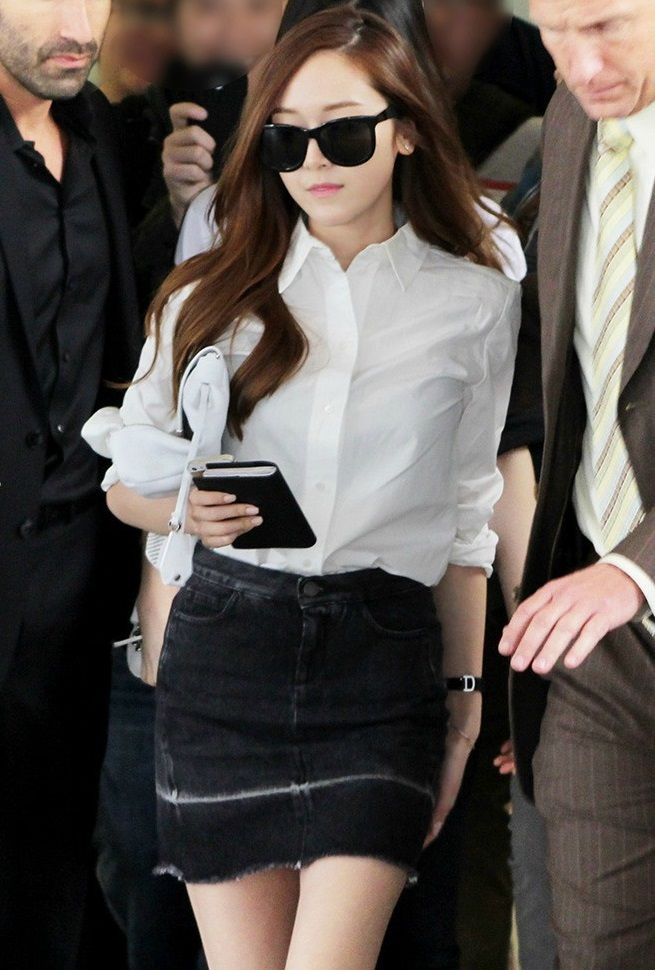 The 25 Best Jessica Jung Style Ideas On Pinterest