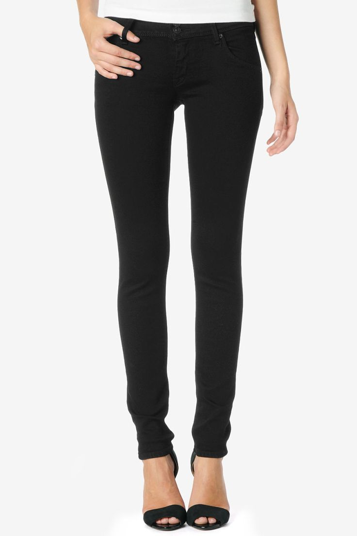 Cool Black Skinny Jeans