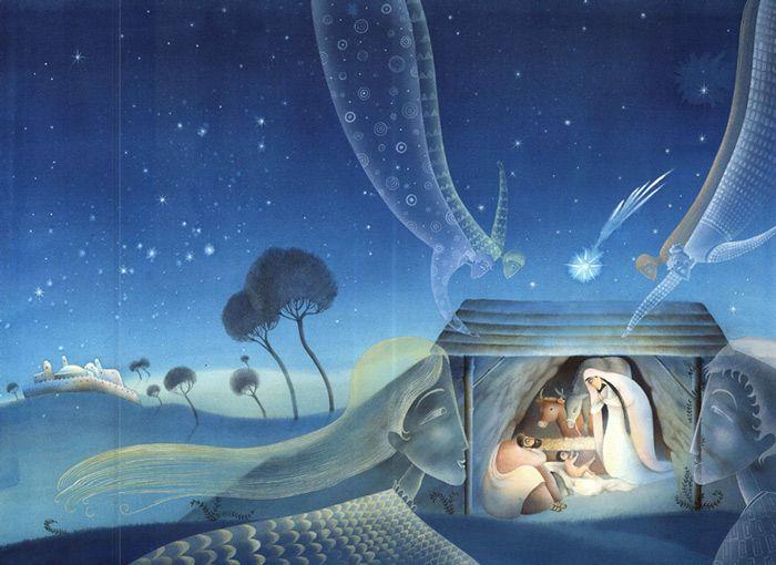 Dada Pasticciona: Gli angeli di Natale: percorso per l'Avvento e recita