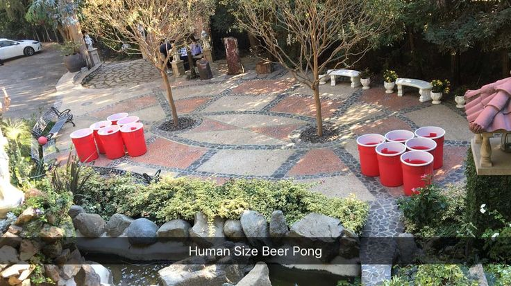 Titos Vodka party was located at the #Famous #Magician named #Houdini #Mansion The escape artists featured #Human sized #Beer #Pong . . . . #Games #Fun #Party #Drinks #History #Celebrity #Reality #TV #Stars #RealWorld #Tuesday #Wednesday #HHD #HappyHumpDay #Shots #VideoOfTheDay #RedCup #Hollywood #Sy #SySavage #SyThePartyGuy
