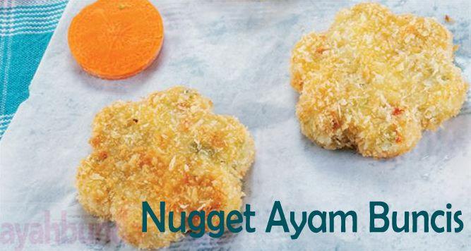 Nugget Ayam Buncis :: Chicken Nugget Beans :: Klik link di atas untuk mengetahui resep nugget ayam buncis