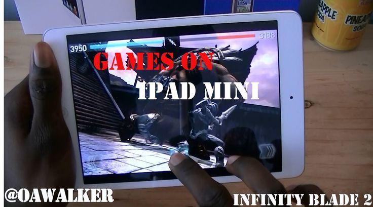 Games on Ipad Mini (+playlist)