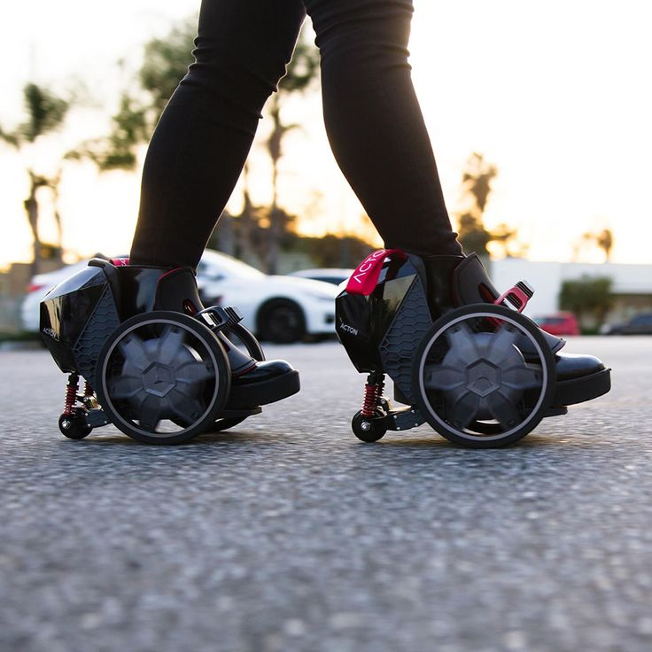 12MPH Electric Skates Are Extreme and Lazy at the Same Time - #electric…