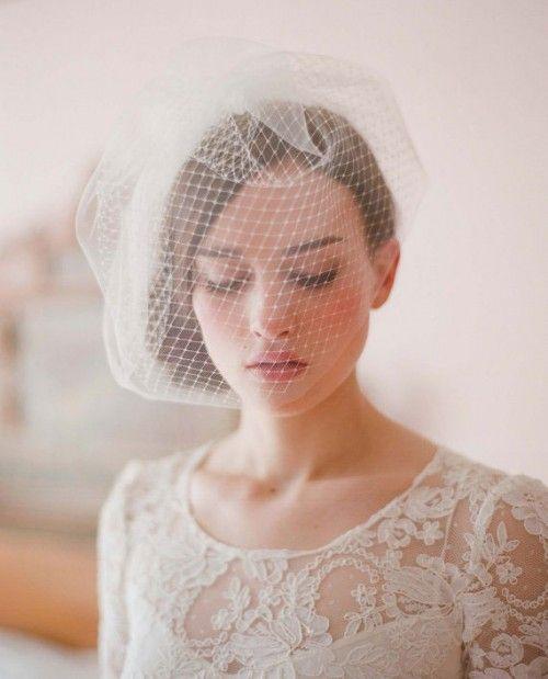 Voiles de mariée 2013 : petit tour d'horizon sur les tendances - (C) Tout pour mon mariage