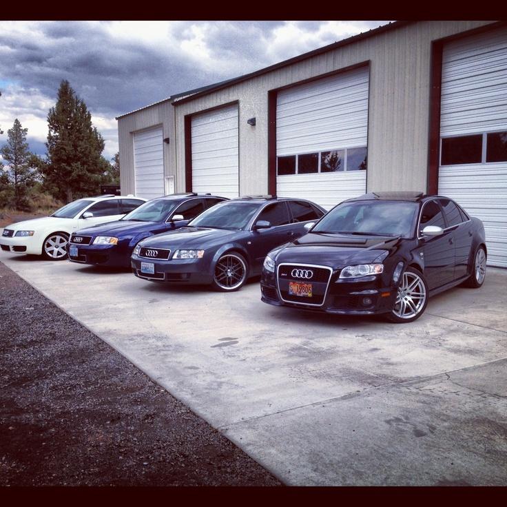 Audi's