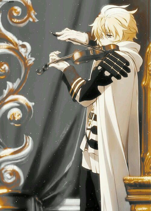 Mika from Seraph of the end
