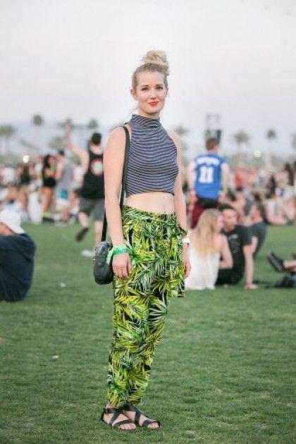 The Best Festival Style At Coachella 2013 | theglitterguide.com