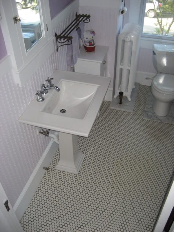 110 best images about remodeled bathrooms on pinterest for 1920s bathroom remodel ideas