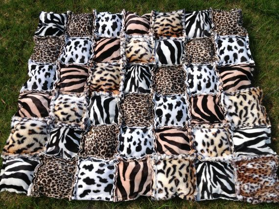 12 best Animal print quilts images on Pinterest | African fabric ... : leopard print quilts - Adamdwight.com