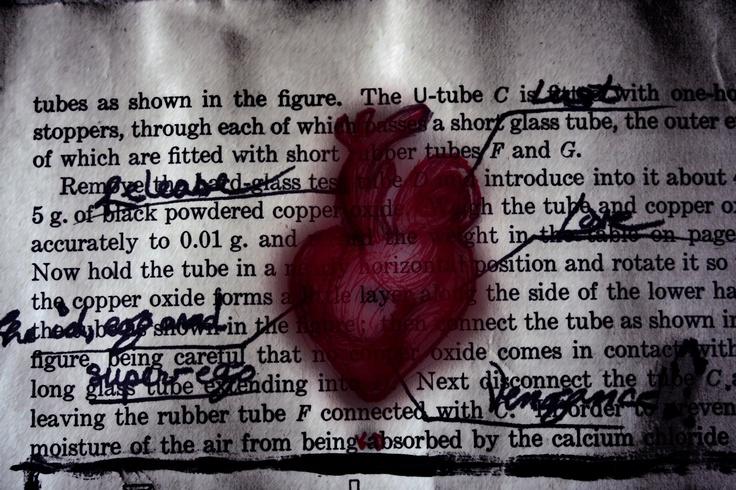 Anatomy of poetry