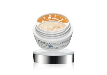 Anew Clinical Eye Lift Pro Dual Eye System! One of our BEST sellers! On sale for $19.99. $8.00 OFF!  Item#  327-391  DESCRIPTION:  Eyes need a lift? See a dramatic lift in 7 days. With upper eye/brow bone gel and under-eye cream, eyes feel tighter and lifted, and under-eye shadows are visibly reduced. Formulated with injectable-grade arginine* and other skin tightening ingredients. 0.66 total fl. oz.   BENEFITS: • Makes eyelids feel weightless and younger • Keeps eyes looking wide awake •…