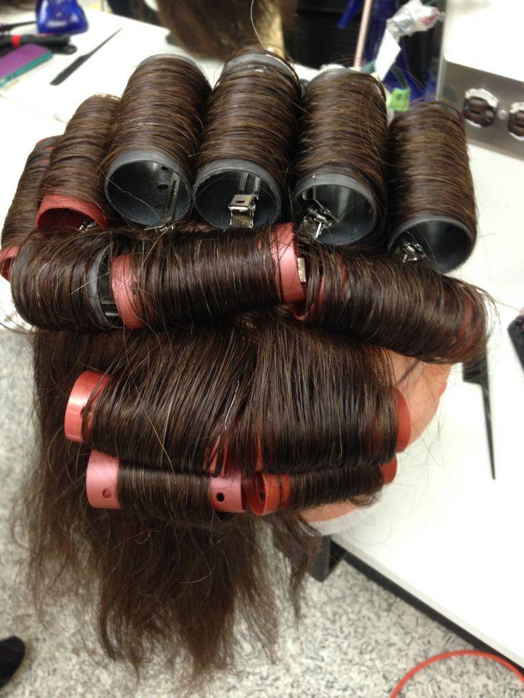 On Base Half Base Off Base Indentation Rollers Hair