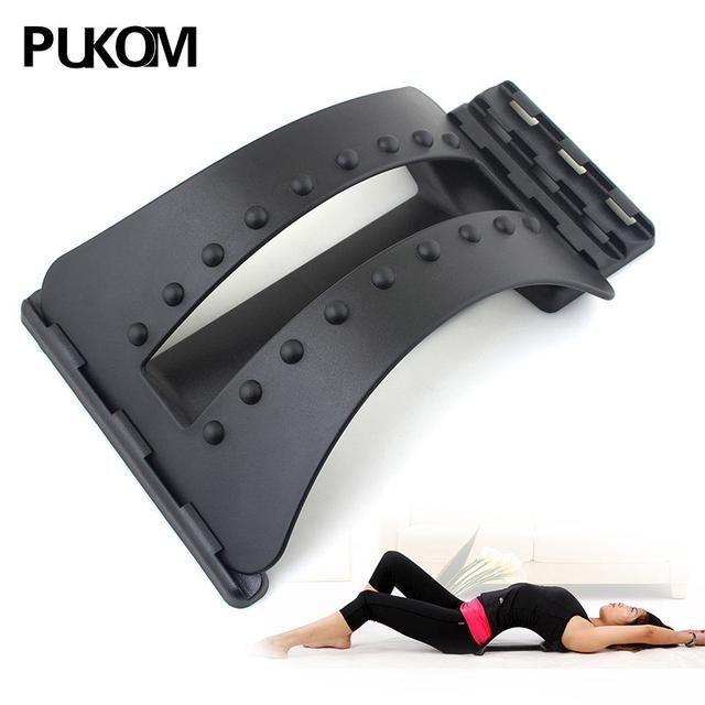 Back Massage Magic Stretcher Fitness Equipment Stretch Relax Mate Stretcher Lumbar Support Spine Pain Relief Chiropractic http://ros-variety.myshopify.com/products/back-massage-magic-stretcher-fitness-equipment-stretch-relax-mate-stretcher-lumbar-support-spine-pain-relief-chiropractic?utm_campaign=crowdfire&utm_content=crowdfire&utm_medium=social&utm_source=pinterest