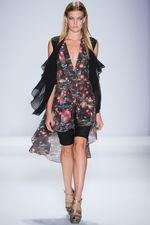 Nicole Miller's take on the galaxy-print: S2013Rtw Fashion, 2013 Readytowear, 2013 Ready To Wear, Springsumm 2013, Spring Summ 2013, Nmiller S2013Rtw, Nicole Miller, Spring 2013, Miller Spring