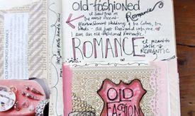 Moleskine Journaling GalleryArt Journals, Journals Ideas, Besott Journals, Journals Artjournal, Hope Wallace, Journals Gallery, Moleskine Journals, Handmade Journals, Paper Relic