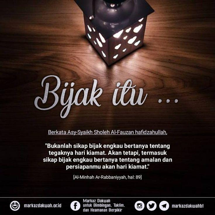 Follow @NasihatSahabatCom http://nasihatsahabat.com #nasihatsahabat #mutiarasunnah #motivasiIslami #petuahulama #hadist #hadits #nasihatulama #fatwaulama #akhlak #akhlaq #sunnah #ManhajSalaf #Alhaq #aqidah #akidah #salafiyah #Muslimah #adabIslami #alquran #kajiansunnah #DakwahSalaf #Kajiansalaf #dakwahsunnah #Islam #ahlussunnah #sunnah #tauhid #dakwahtauhid #bijaksanaitu #bijakitu #jangantanyakankapanHariKiamatdatang #persiapankitamenghadapiHariKiamat #perbekalannegeriAkhirat