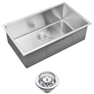 Stainless Steel Kitchen Sinks  Hole