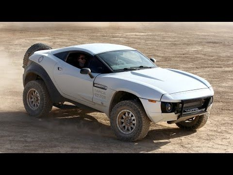 """A Car Enthusiast Managed to Build a """"Rally Fighter"""" Capable of Tackling Any Terrain"""