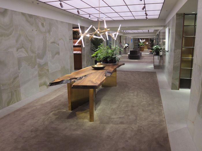 Cathay Pacific-The Pier Lounge (Hong Kong)