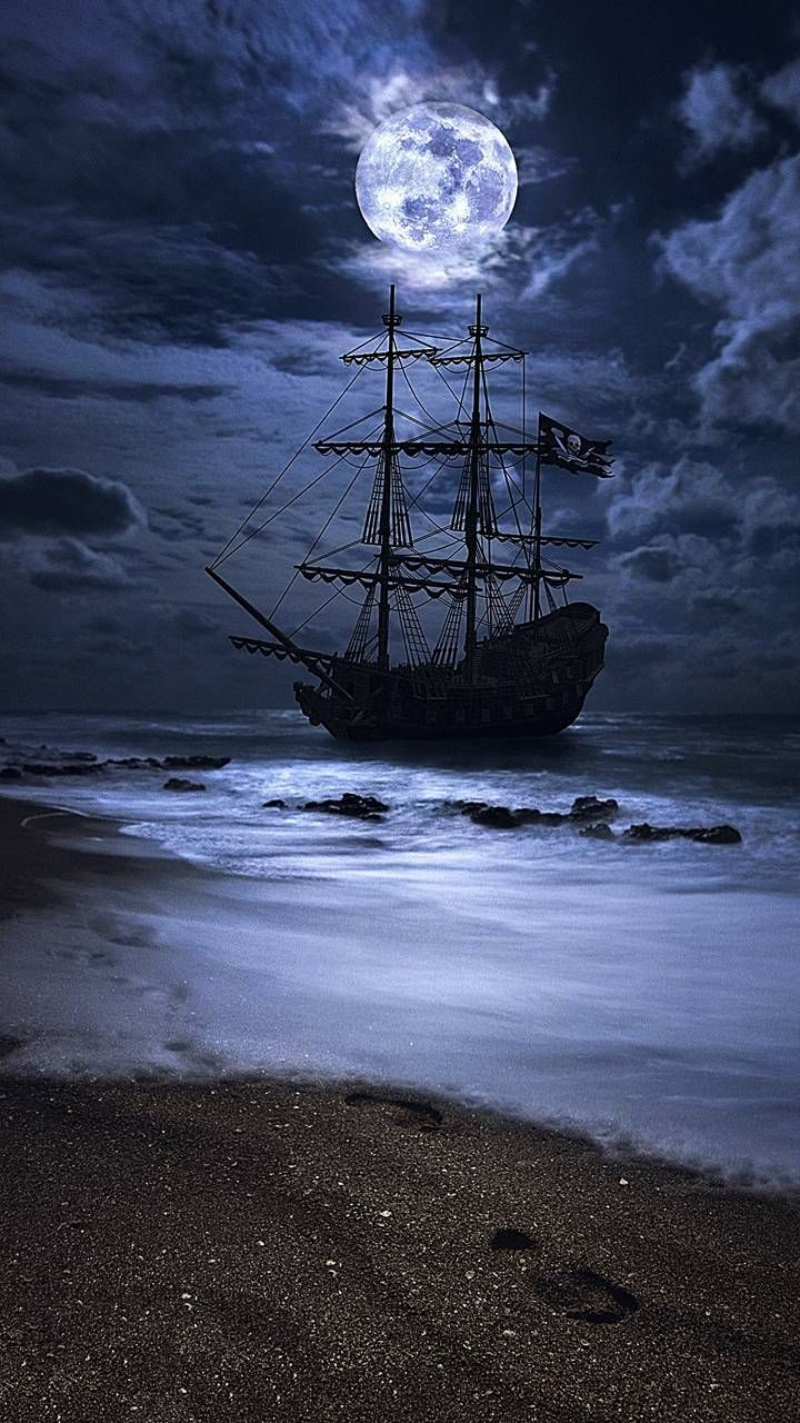 Download Pirate Ship Wallpaper By Susbulut 0f Free On Zedge