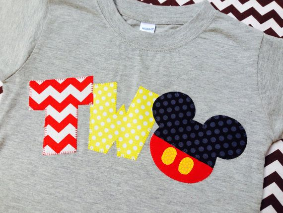 oh toodles!!! its party time. having a Mickey Mouse party for your little cutie? this is the perfect tee! we can customize age. let us know in