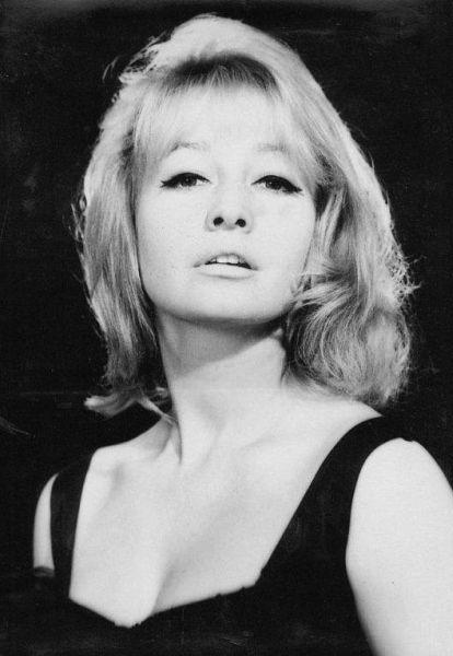 """lamus-dworski: Elżbieta Czyżewska - Portraits taken by Zofia Nasierowska [1931-2011], Polish photographer who was called the """"queen of portraying the Polish stars""""."""