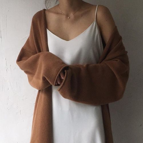 That cardigan is perfect and it looks great with the dress.