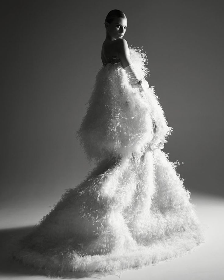 Dior Couture by Patrick Demarchelier 1