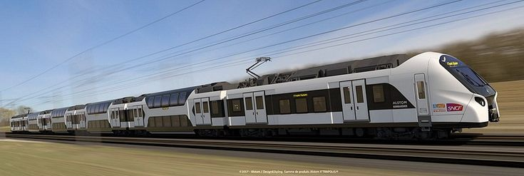 [FR] X'Trapolis Cityduplex: the new Paris RER trains from Bombardier and Alstom – Railcolor News! Cool trains, colorful railways