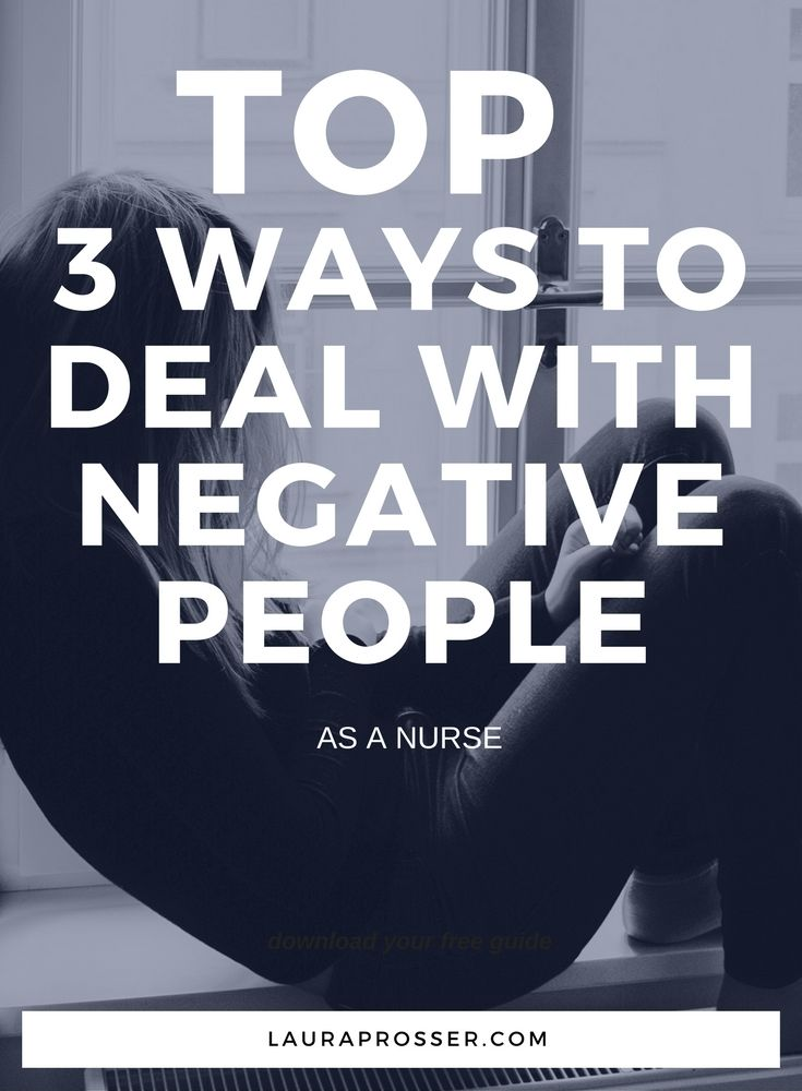 Learn how to deal with negative people in the workplace. Negative people tips, dealing with negative people, negative people at work, being around negative people, overcoming negative people