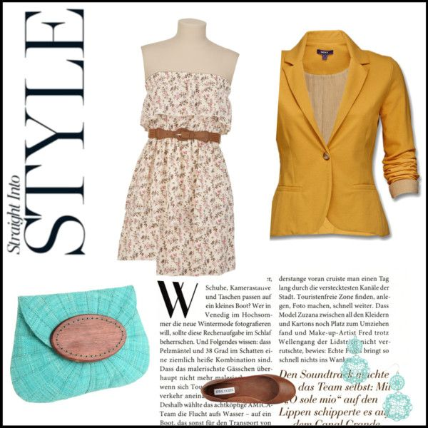 """""""Day out casual"""" by gilleastwood on Polyvore"""