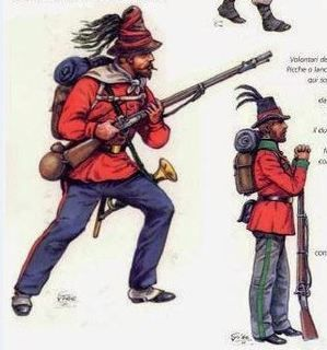 Garibaldi's Wars of Liberation 28mm range coming soon from Gringo40s - Page25