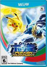 Learn more details about Pokkén Tournament for Wii U and take a look at gameplay screenshots and videos.
