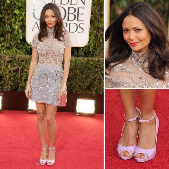 Golden Globe Awards: Thandie Newton