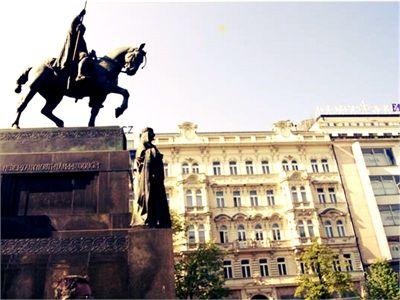 hotel Hapimag - Praha, Václavské náměstí