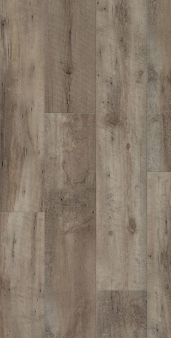 Mooie pvc vloer met houtlook