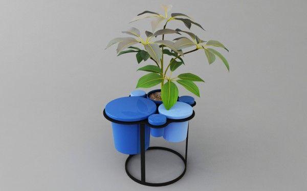 pot table
