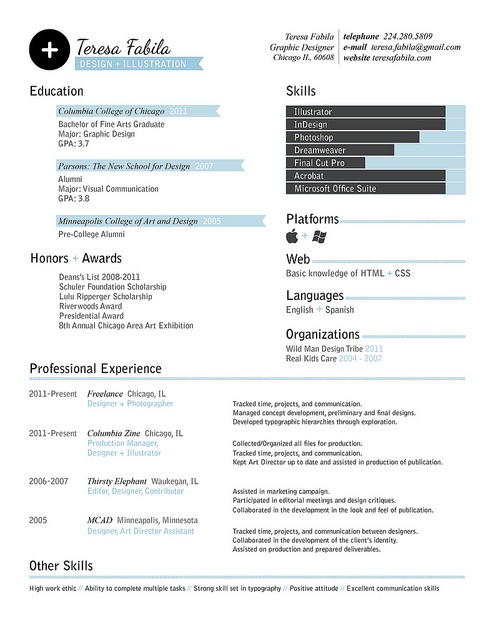 Up To Date Resume 19 Best Graphic Design Cv Images On Pinterest  Resume Design .