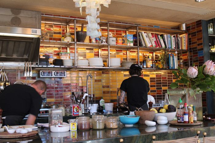 mocan-and-green-grout-open-kitchen-breakfast-bar-c1.jpg 700×467 pixels