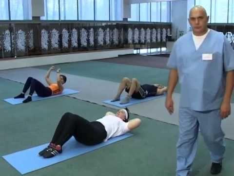 3 упражнения для всех - инструкции — Бубновский С.М. — видео