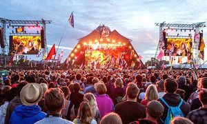 Win one of 25 pairs of tickets to Glastonbury 2016 Source: Win tickets to Glastonbury 2016   Music   The Guardian