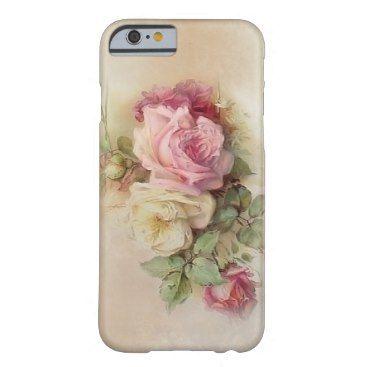 Vintage Rose iPhone 6 Case