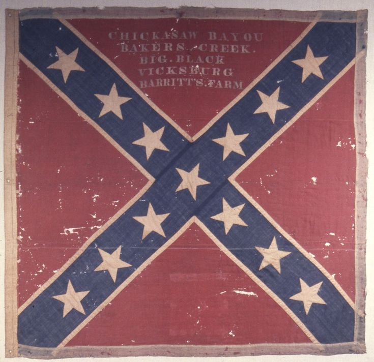 battle flags Mississippi | Flags of the Civil War | Page 4 | American Civil War Forums