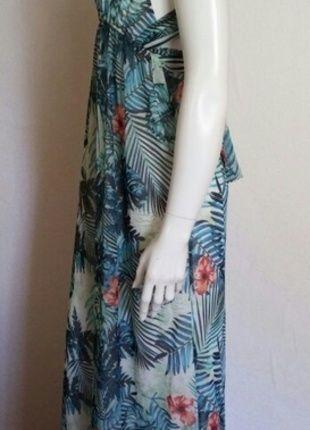 Kaufe meinen Artikel bei #Kleiderkreisel http://www.kleiderkreisel.de/damenmode/lange-kleider/108080116-mango-langes-sommerkleid-abendkleid-s